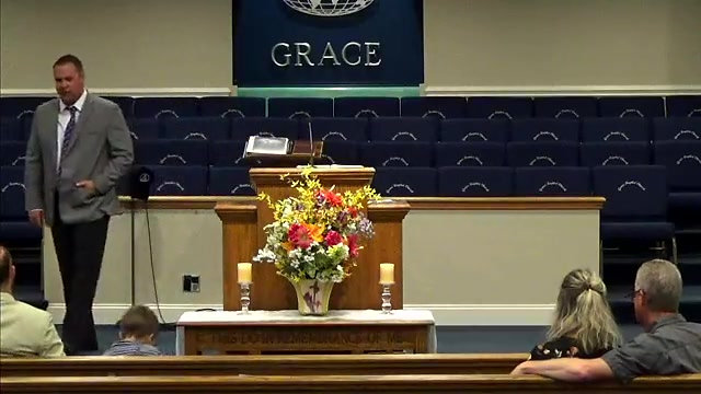 Pastor Jeff Waldrop Video Sermons