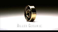 Ceramic Gold Titanium Coalition bearing