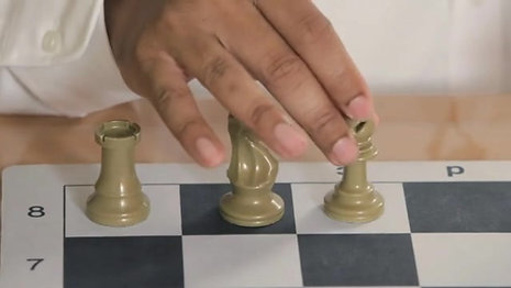 Chess Basics - How to Set Up The Chess Board