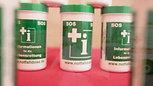 DRK - Rettungsdosen