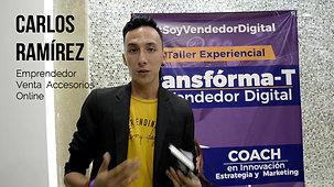 Testimonio Carlos Ramírez