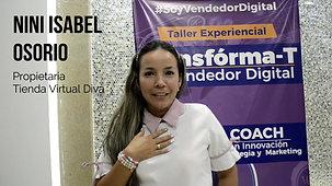 Testimonio Nini Isabel Soto