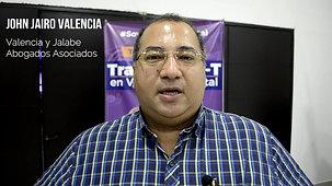 Testimonio John Jairo Valencia