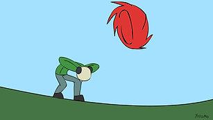 Wacky Cartoon Violence