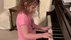 Abby - Andante from Concert Sonatina by Nancy Faber