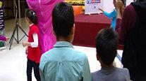 مبادرة بسمة أمل ) بمناسبة يوم الطفل العالمي )