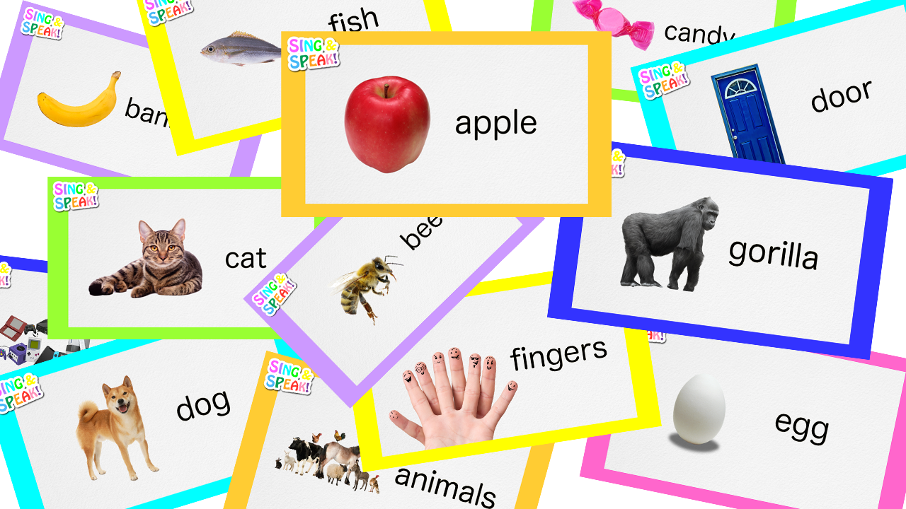 Kids Video Dictionary