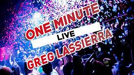 1min avec Greg Lassierra