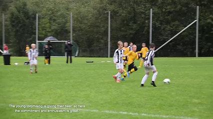 September - Fotballcupen Lærdalsturneringa