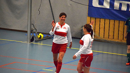 Januar - Fotballturneringa Veterancupen