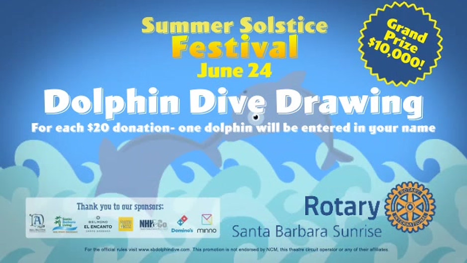Dolphin Dive 2018