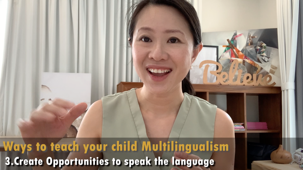 How to Raise a Multilingual Child