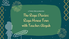 The Raya Diaries: A Wayang Kulit and Raya House Tour with Teacher Aisyah
