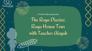 The Raya Diaries: A Wayang Kulit and Raya House Tour with Teacher Aisyah