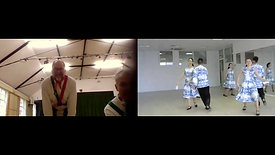 Morris Dancing on Perm TV