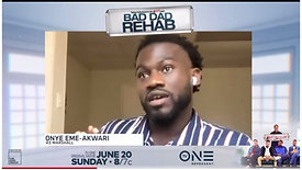 Virtual Press Confrence with the next sessioncast of Bad DAD Rehab