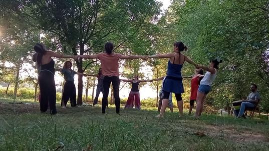 Danza Sana en la Naturaleza
