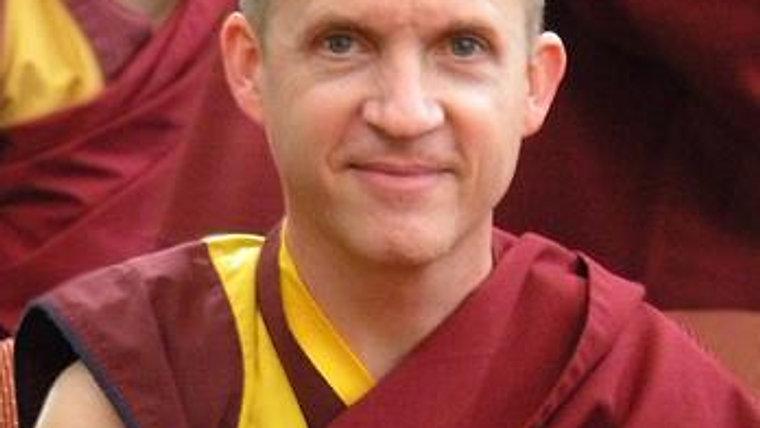 Past Life - Punk Monk