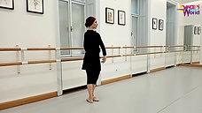 Adult Ballet Class with Katerina Joumana