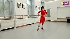 Oriental Dance Class with Karerina Joumana
