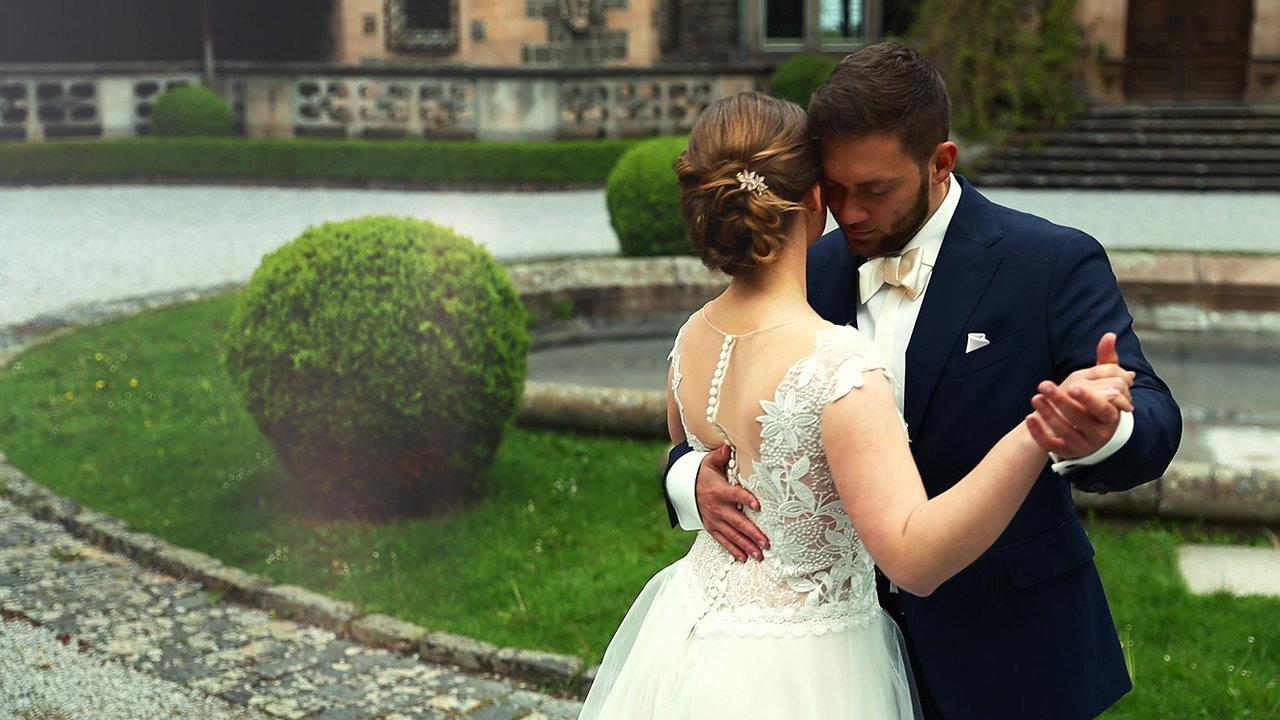 Hochzeitsvideo Vivi & Daniel