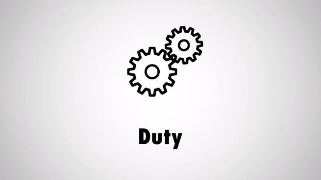 Habits of Character - Duty
