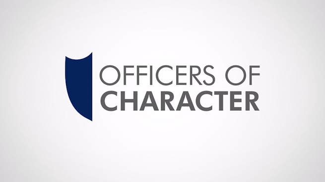 Officers of Character - Courage