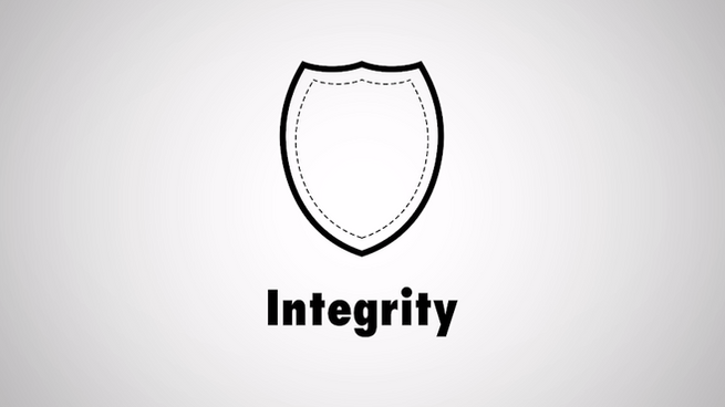 Habits of Character - Integrity