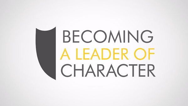 Leader of Character Online Course