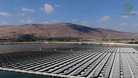 פרויקט סולארי של נופר אנרגיה וקיבוץ בית אלפא