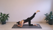 Total Body Conditioning with Oana - 100 Repetitions Each Exercise