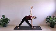 Energizing Morning Yoga with Oana