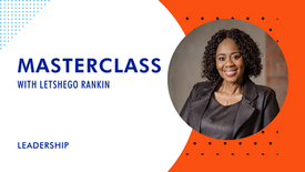 Leadership Masterclass - Letshego Rankin