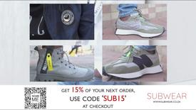 Subwear DSTV Promo