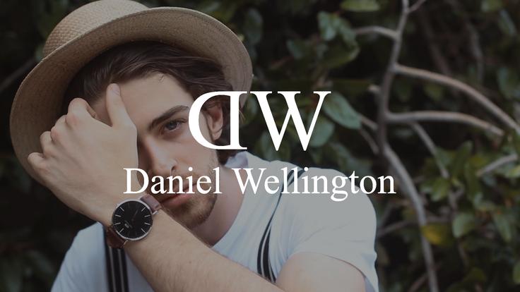 Daniel Wellington x Josh Dylan Influencer Campaign
