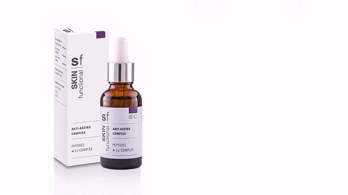 Skin Functional's Peptide Cu Complex