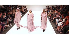 SA Fashion Week - Amanda Laird Cherry SS19