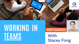 Work Readiness - Working in Teams