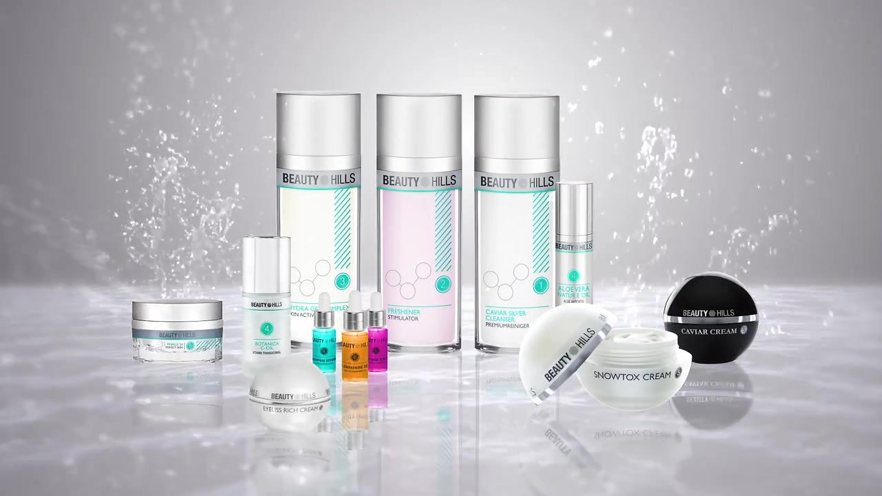 Beauty Hills - Skin Care System