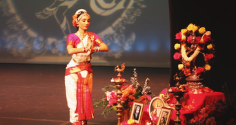 Arangetram Recital & Reception