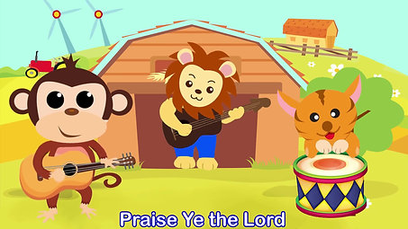 Sing Hosanna - Hallelu, Hallelu