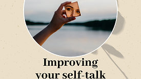 How to begin practicing positive self-talk