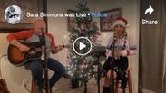 Sara Simmons on Facebook Watch