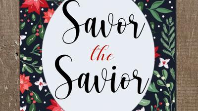 Savor the Savior Preview