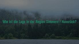 Teil 8: Wie ist die Lage in der Region?