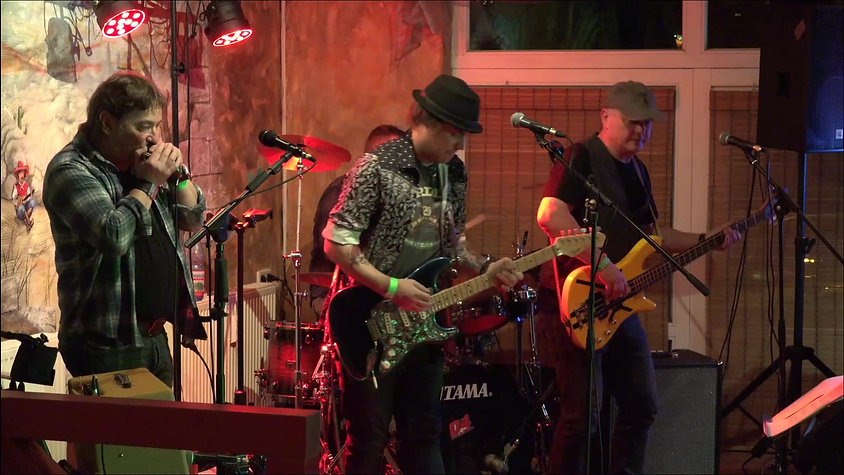 D4 Rock'n Blues – A Fool For Your Stockings – 11.01.2020 Sondershausen
