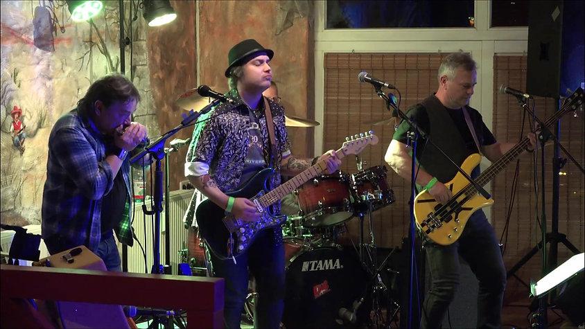 D4 Rock'n Blues – Maggies Farm – 11.01.2020 Sondershausen