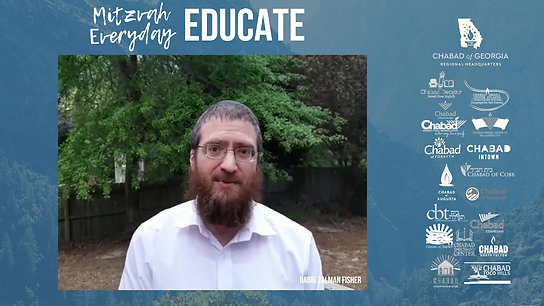 Mitzvah #4