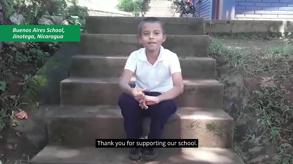 Gala Thank You Video