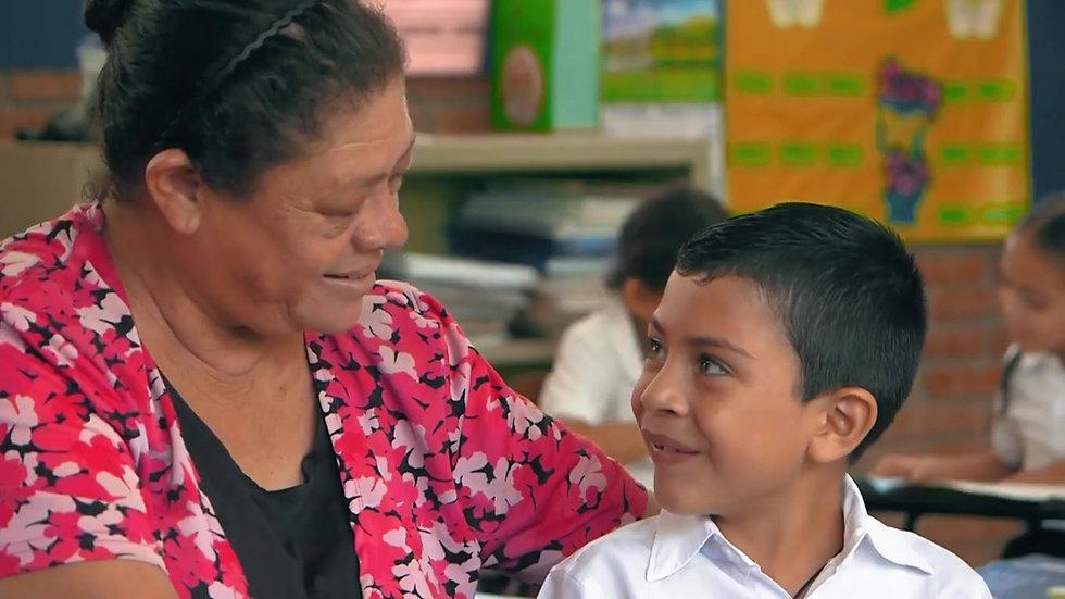 Testimonial - Teacher Fatima - Seeds for Progress